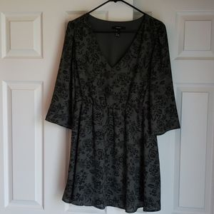 Forever 21 dress Size L used